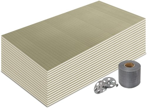 10mm Premium Thermal Substrate Insulation Board (10m² Kit)