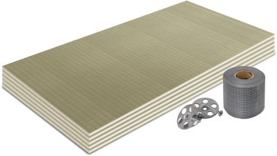 10mm Premium Thermal Substrate Insulation Board (3m² Kit)