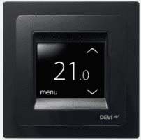DEVIreg Touch, Pure Black - Programmable, Touchscreen