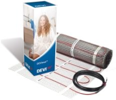 Devi Heating Mats for Timber Floors - 100W