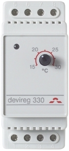 DEVIreg 330 Thermostats
