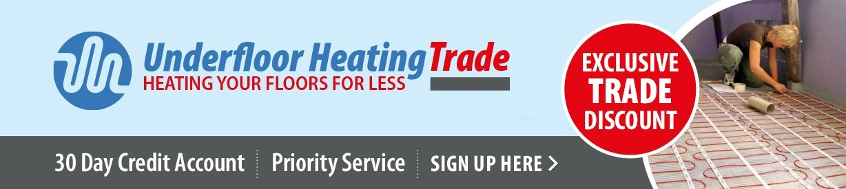 Underfloor Heating Trade Discounts