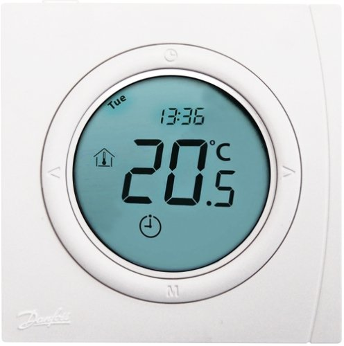 Danfoss Thermostat - ECtemp Plus, Floor Heating, Room Thermostat