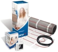 Devi Heating Kits for Timber Floors - 100W
