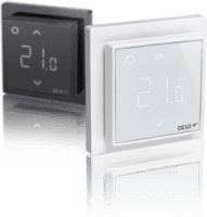 DEVIreg Smart Programmable Thermostat - Polar White