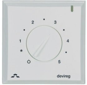DEVIreg 130 Floor Sensing Manual Thermostat