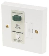 Safety Sure 13Amp RCD Fused Spur