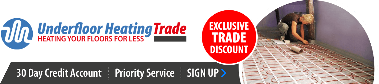 Underfloor Heating UK Trade Accounts & Trade Discounts